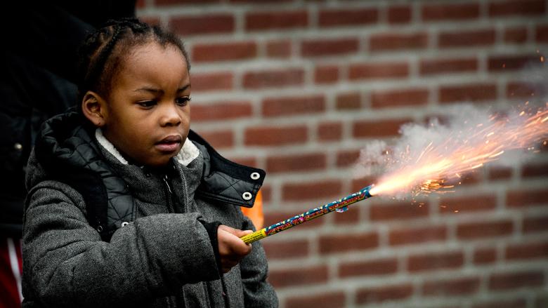 'Vaak onwetendheid over behandeling oogletsel door vuurwerkongeval'