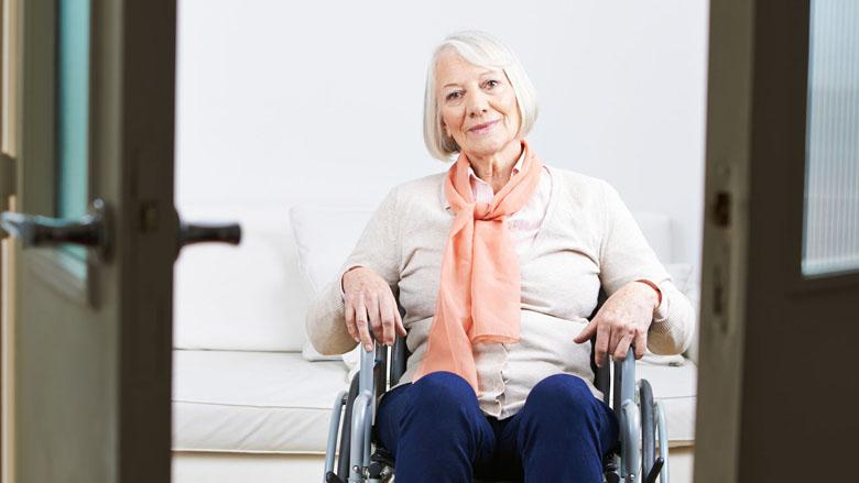 Kwart ouderen vindt geen seniorenwoning