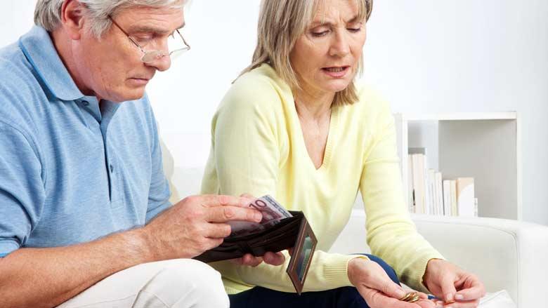Positie pensioenenfondsen blijft te laag
