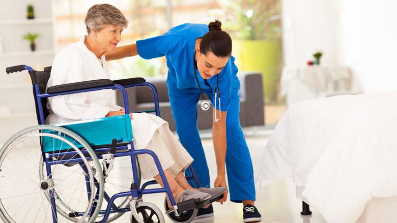 Bezuinigingsoperatie ouderenzorg levert niks op