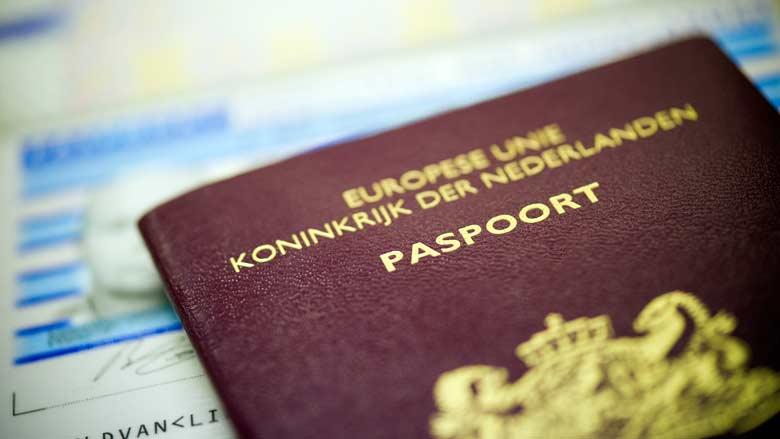 Nieuw paspoort kan voortaan thuisbezorgd worden