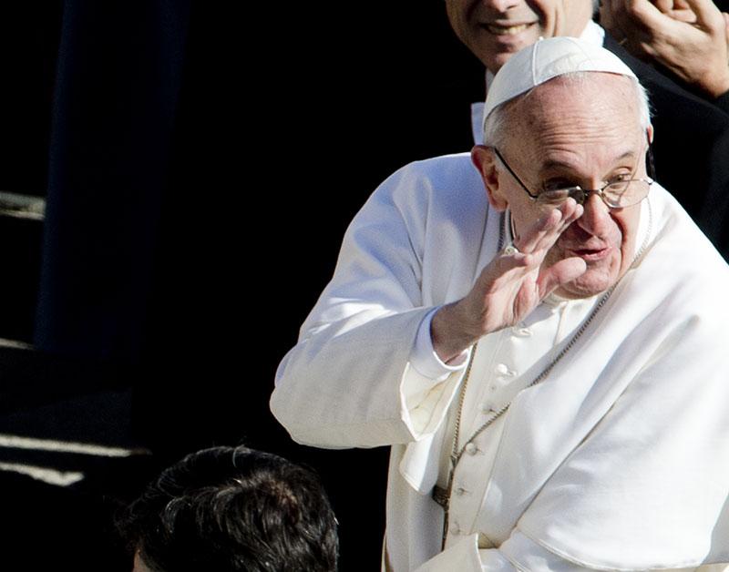 Paus herziet regels nietigverklaring huwelijk