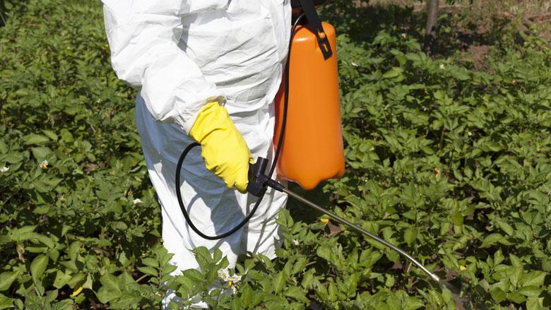 Verkoop pesticiden hoger dan aangenomen