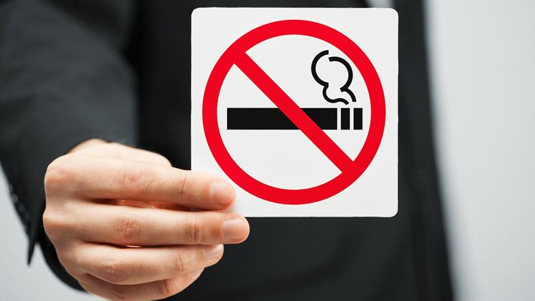 Een rookvrij pretpark krijgt de voorkeur