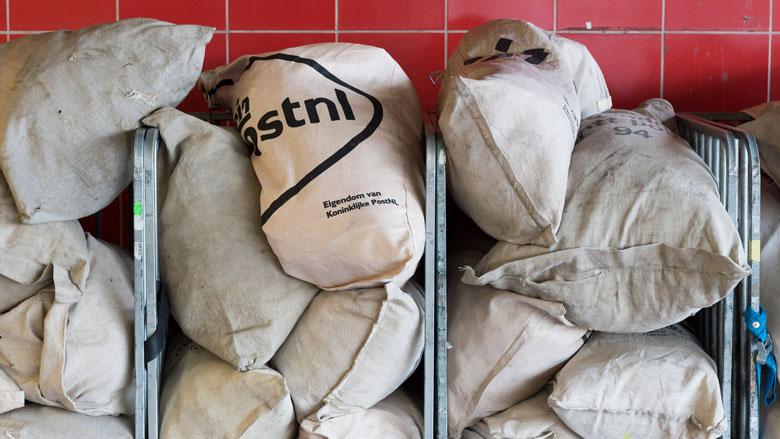 PostNL wil geen splitsing van postbezorging
