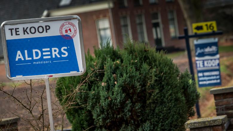 8,2 procent meer betaald voor koophuis dan jaar eerder