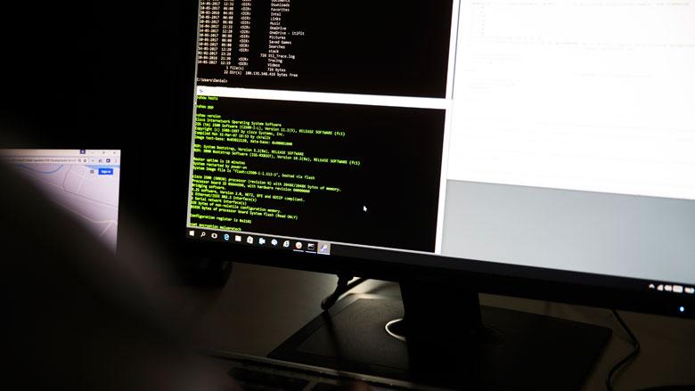 Ransomware raakt overheid niet