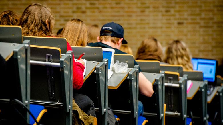 Recordaantal buitenlandse studenten in Nederland