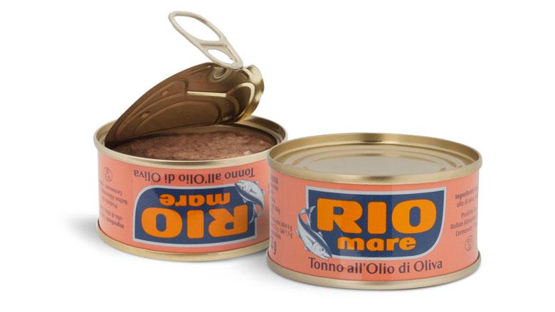 Visfabrikant Rio Mare past verpakking aan na kritiek
