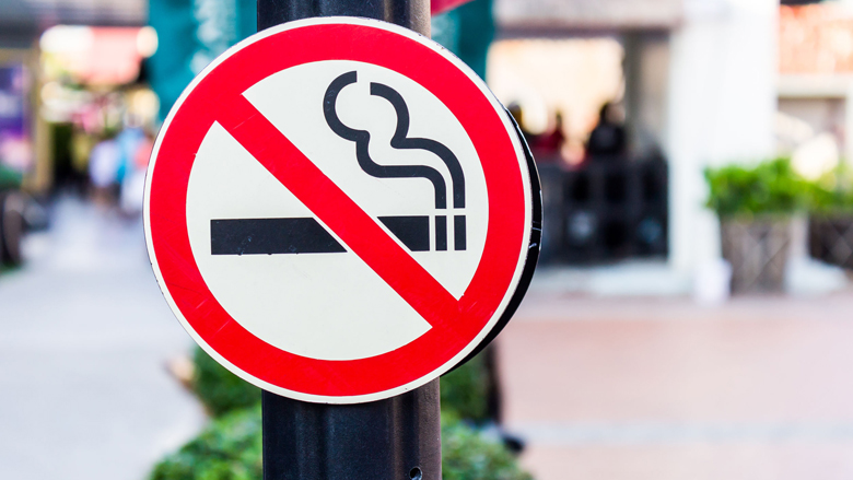 Gronings initiatief: openbare ruimte rookvrij in de hele stad