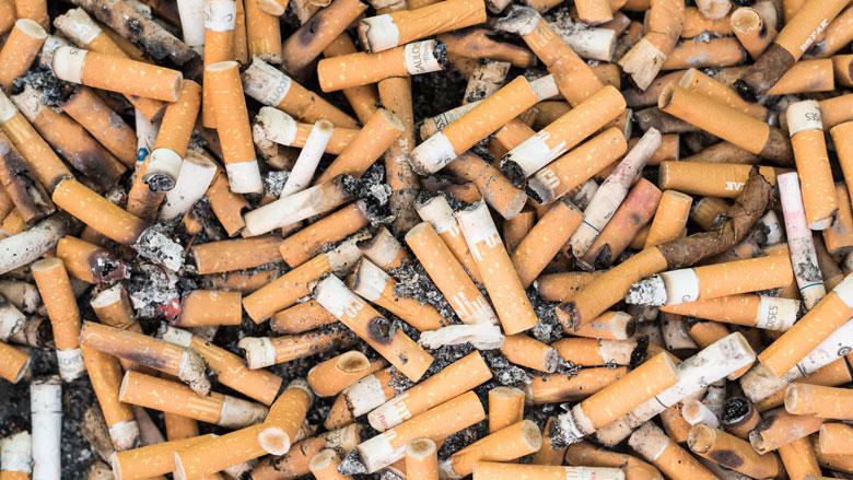 53% voor rookverbod op openbare plekken