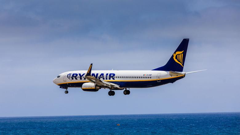 'Ryanair pleegt contractbreuk door kort voor vertrek vluchten te annuleren'