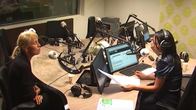 Radio-uitzending 25-03-2017