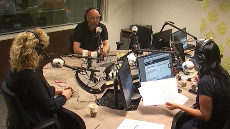 Radio-uitzending 15-04-2017