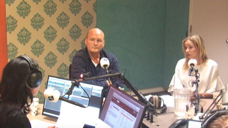 Radio-uitzending 29-07-2017