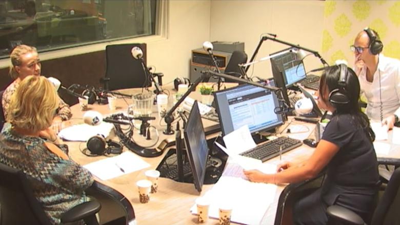 Radio-uitzending 05-08-2017