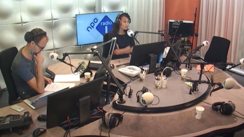 Radio-uitzending 30-09-2017