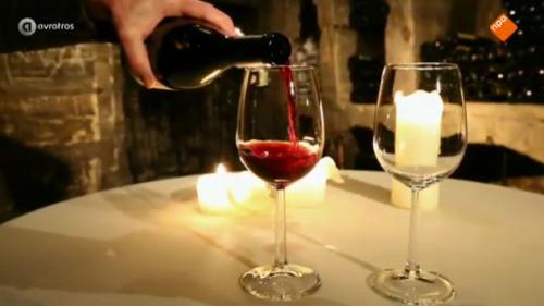 4 glazen wijn per dag