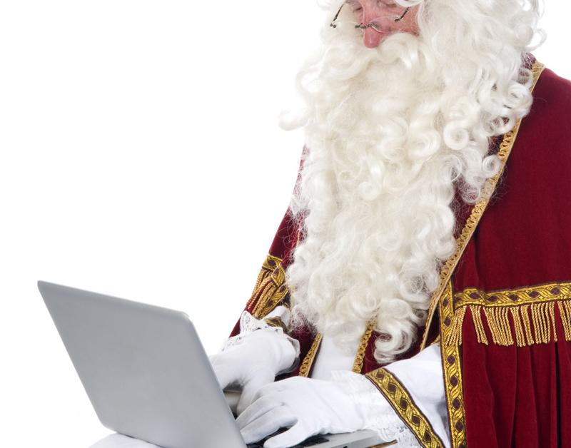 'Sinterklaas' licht ING-klanten op