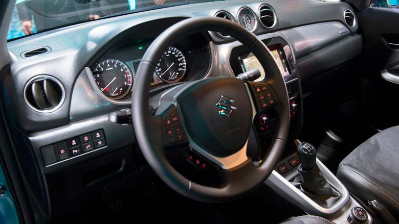 Mogelijke sjoemelsoftware in Suzuki Vitara en Jeep Grand Cherokee
