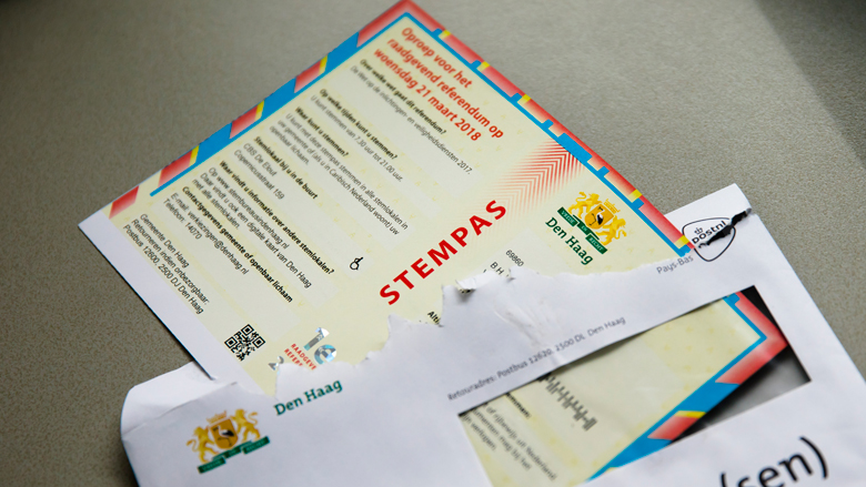 Meerderheid zegt voor de sleepwet te stemmen bij referendum