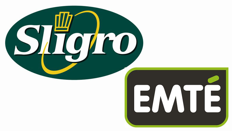 Stukjes plastic in brood Emté en Sligro