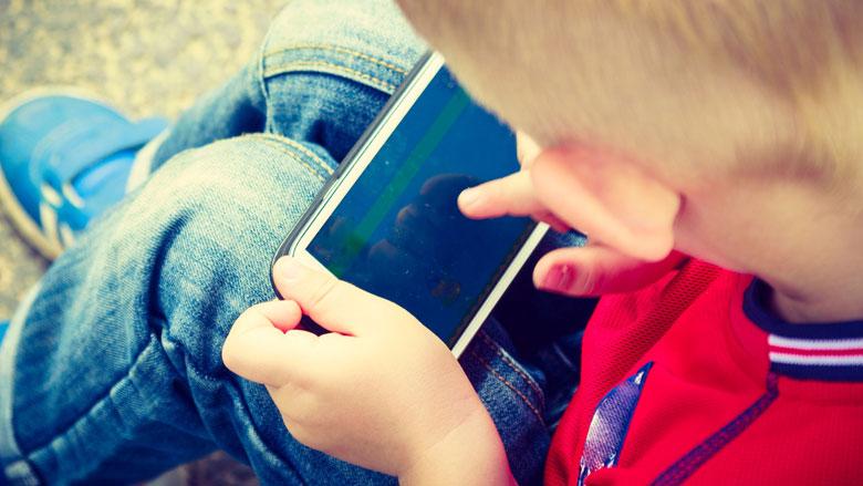 Apple bezorgd over smartphonegebruik kinderen
