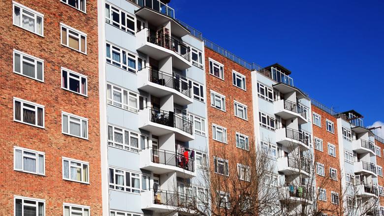 snel meer goedkope sociale huurwoningen vanwege komst
