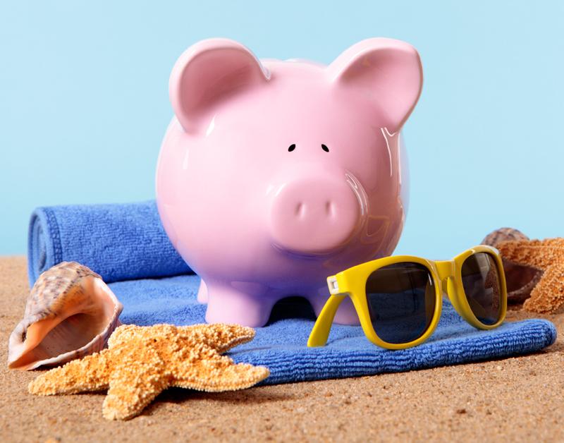 6 geldtips voor vakantiegangers