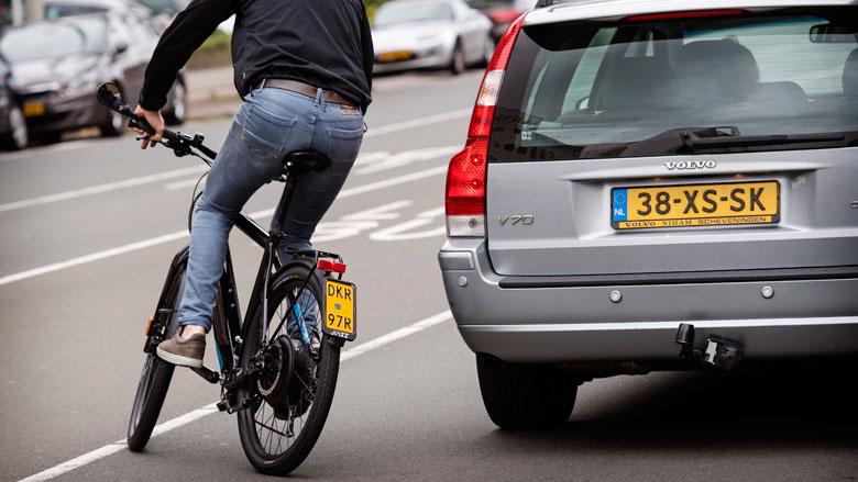 Ruim 10.000 high-speed-e-bikes in Nederland