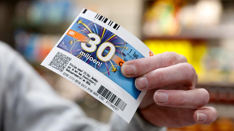 Hoofdprijzen extra trekking Staatsloterij naar abonneespelers
