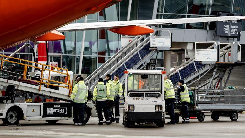 Voorlopig geen stakingen op Schiphol door bagagepersoneel