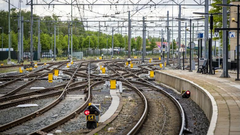 Staking regionale treinen gaat niet door