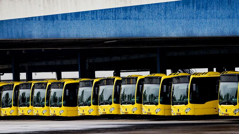 Landelijke staking streekvervoer uitgesteld naar woensdag