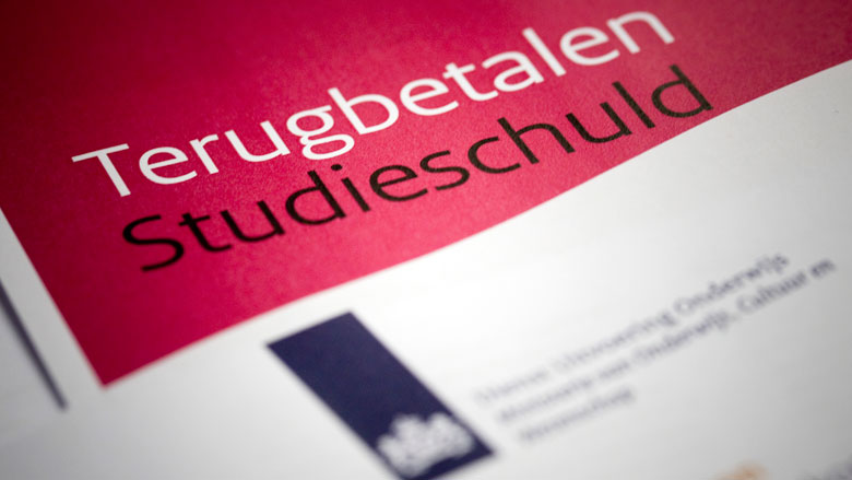 'Geen hypotheek bij hoge studieschuld'