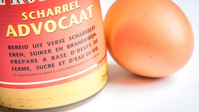 Supermarkten halen eierproducten niet uit de schappen