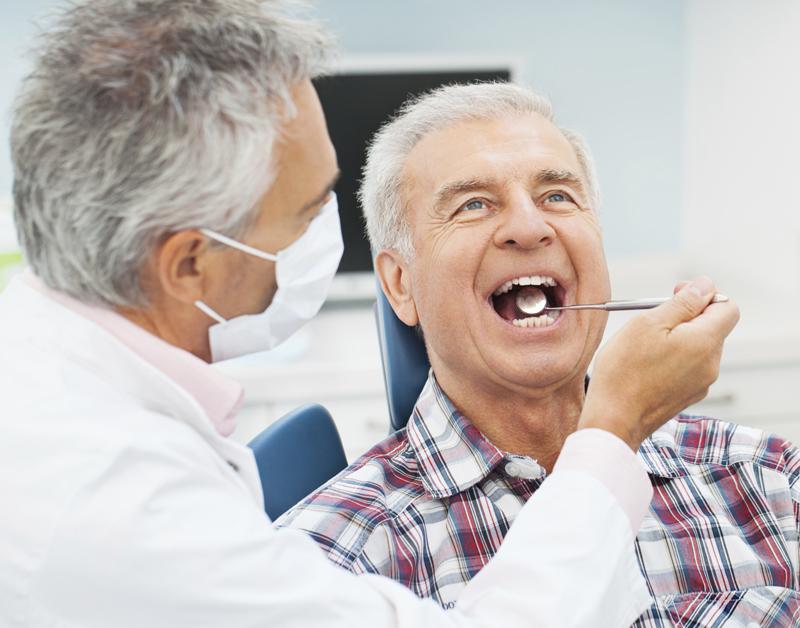 'Veel ouderen niet meer naar tandarts'