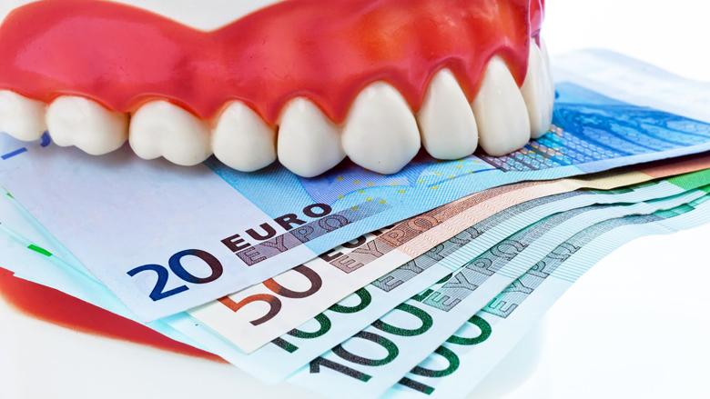5 vragen over je tandartsrekening