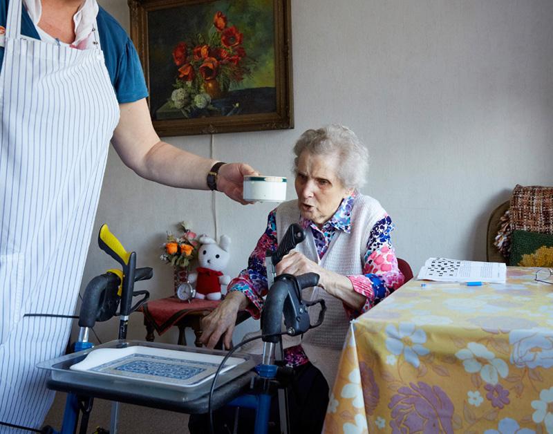 Patiëntenstop bij thuiszorgaanbieders