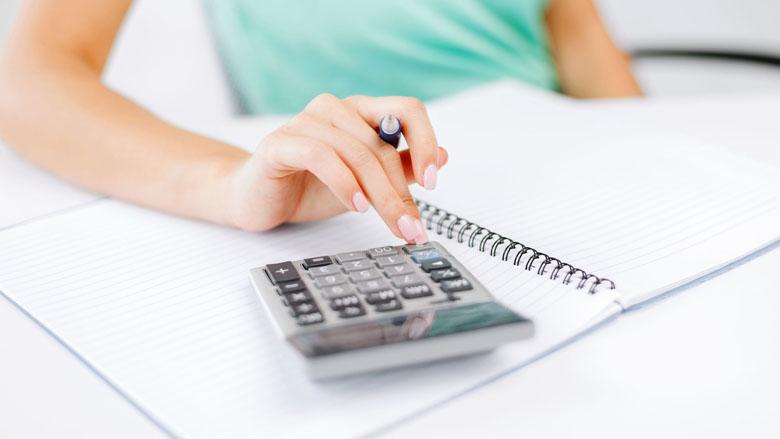 parttime werken minder belasting