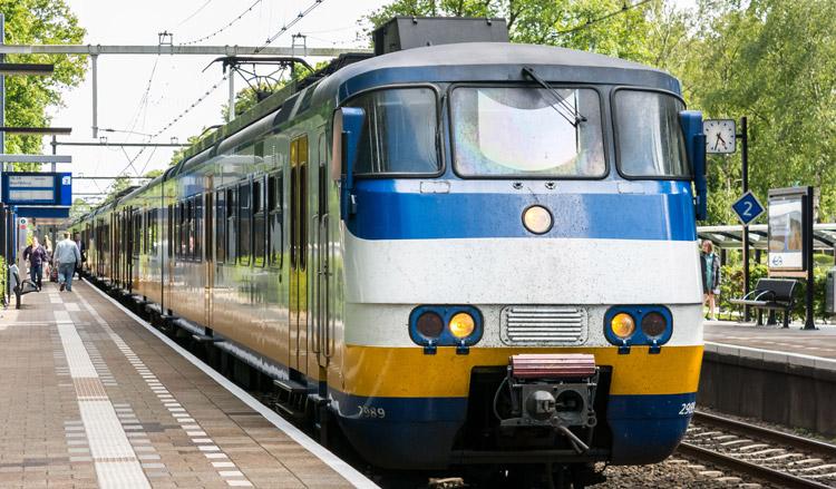 Vaker treinen die stilvallen