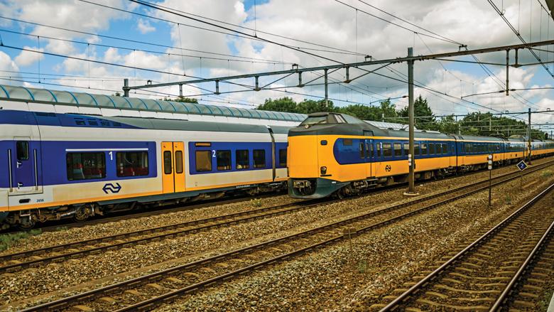 Treinvervoerders veroorzaken zelf meeste vertraging