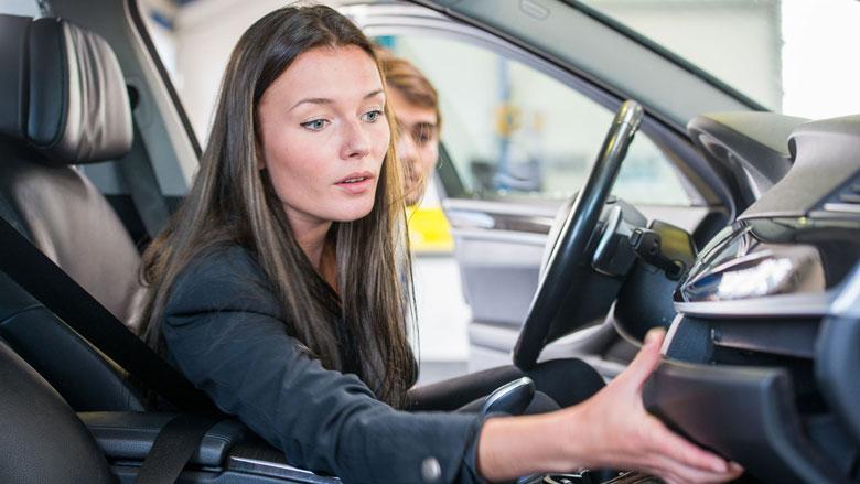 Tweedehands auto's aanmerkelijk duurder geworden