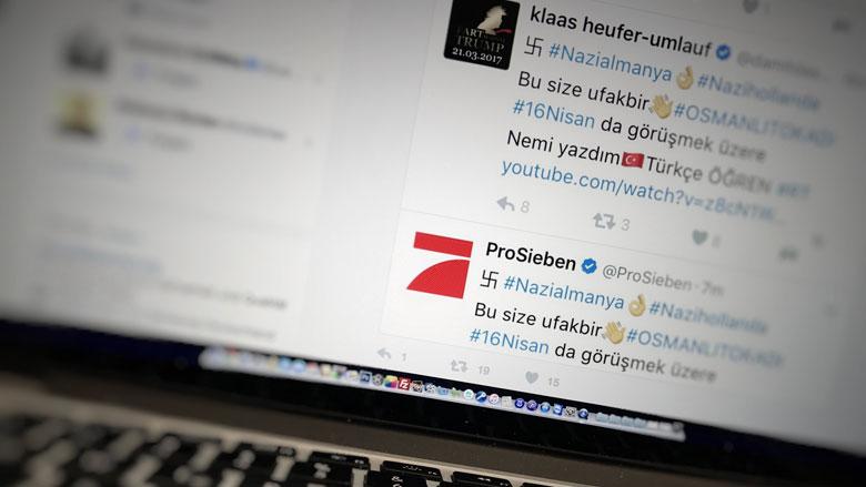 Nederlandse Twitter-accounts gehackt via Twitter Counter