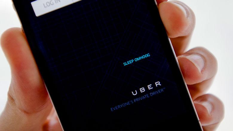 Uber op de vingers getikt om achterhouden grote hack