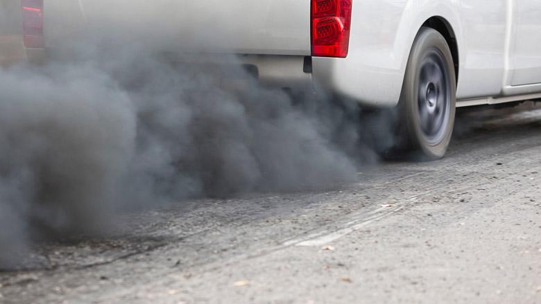 Bestelbussen vier keer zo vervuilend als personenauto