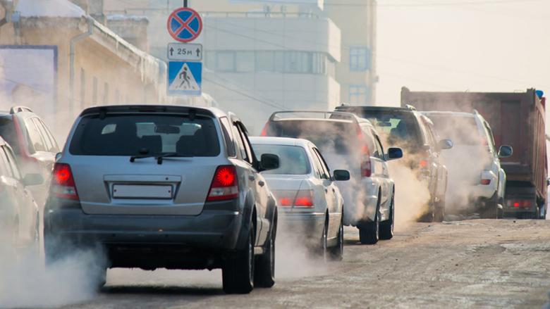 Inwoners willen af van vervuilende auto's