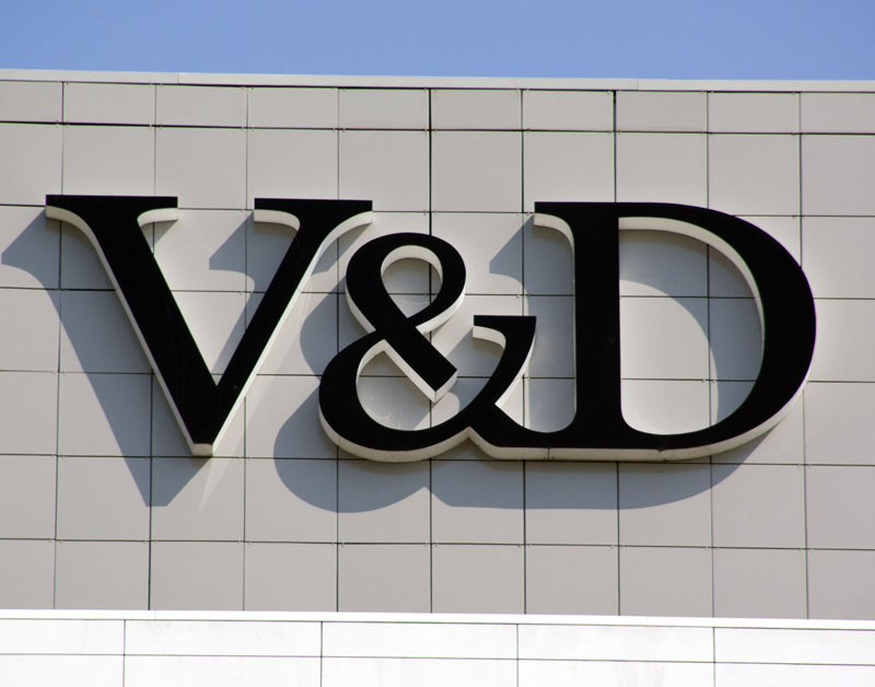 V&D is failliet