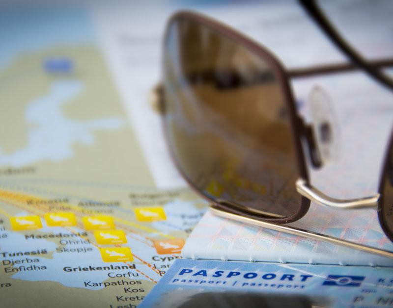 Ik ga op reis en ik verzeker…