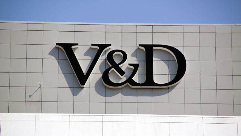 Doek valt definitief voor V&D